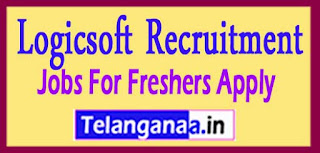 Logicsoft Recruitment  Notification 2017 Jobs For Freshers Apply