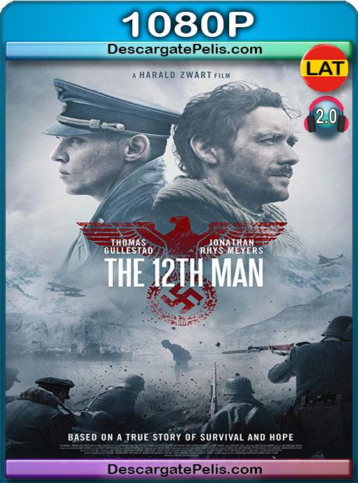 El Duodécimo Hombre (2017) 1080P BRrip Latino – Alemán