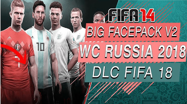 FIFA 14 BEST FACEPACK CONVERTED FROM FIFA 18