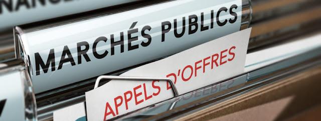 Portail commande publique fournisseurs