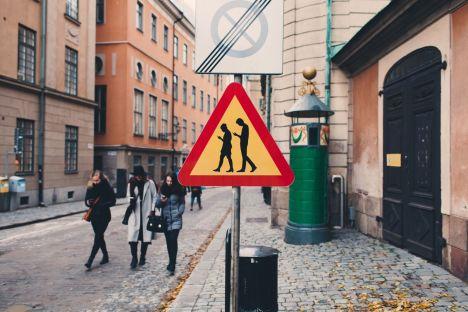 Len Augsburg instal len semàfors per addictes al mòbil a augsburg vídeo