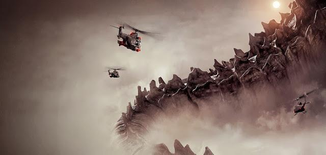 Primul trailer Godzilla 2014