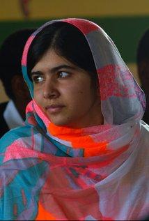 Malala Yousafzai. Director of He Named Me Malala