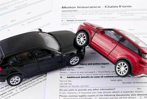 Jaminan Untuk Mobil Kecelakaan