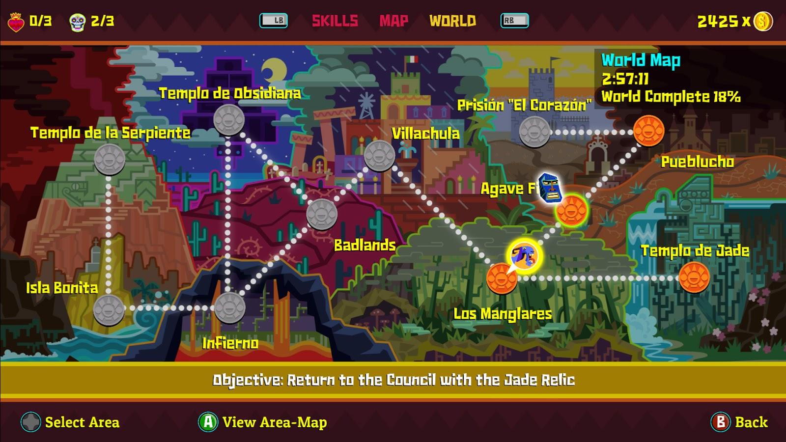 Guacamelee! 2 PC ESPAÑOL + Update v20180829 (CODEX) 6