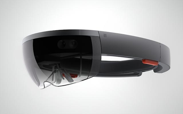 kendalikan Tank, Inilah Kacamata AR Dari Microsoft