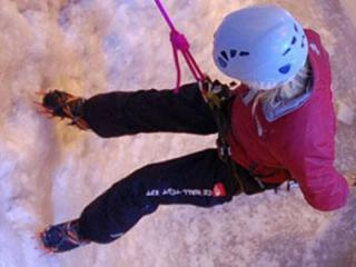 experience day, ice climbing