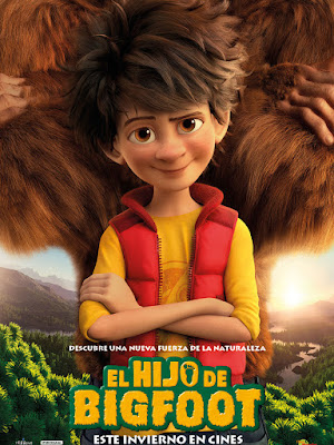 The Son Of Bigfoo 2017 DVDCustom HDRip Latino CAM
