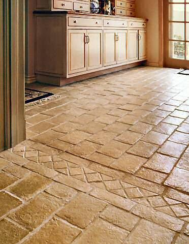 Bagaimanapun Jika Lantai Ruang Dapur Memang Sudah Terlalu Uzur Bolehlah Digantikan Dengan Kemasan Jenis Lain Selain Jubin Bahan Yang Boleh