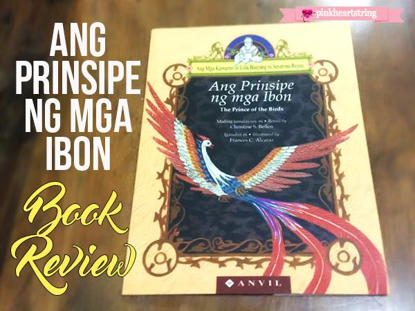 Ang Prinsipe ng mga Ibon Book Review