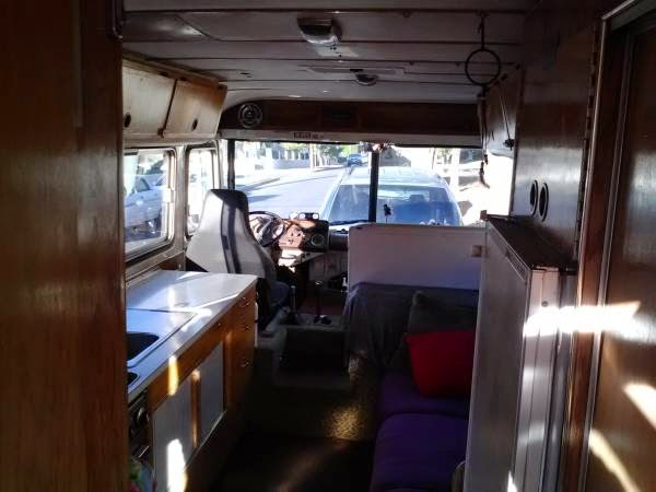 Used Rvs 1966 Clark Cortez For Sale For Sale By Owner
