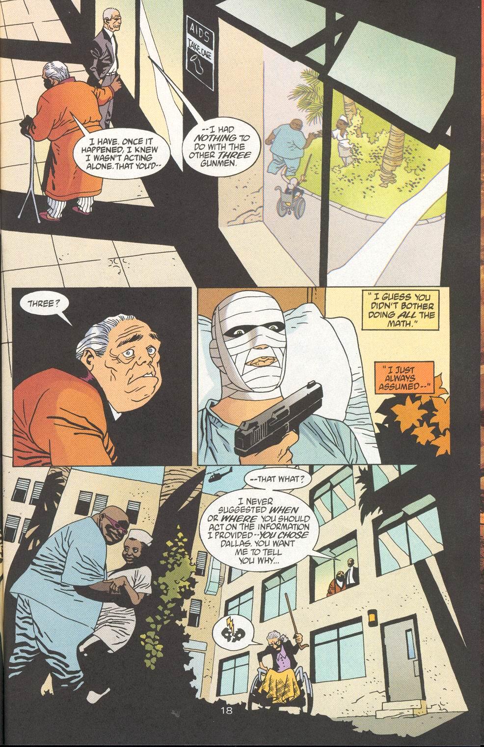 Read online 100 Bullets comic -  Issue #27 - 20