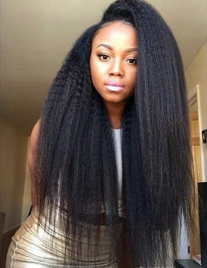 Holiday Natural hair styles