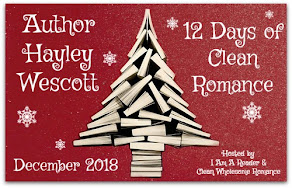 12 Days of Clean Romance featuring Hayley Wescott – 14 December