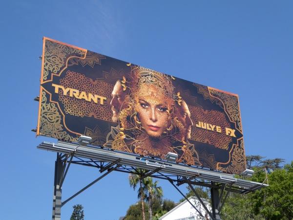Tyrant season 3 billboard