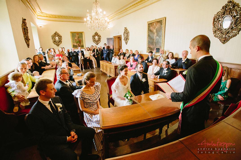 matrimonio civile comune Moncalieri