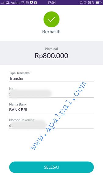 Cara Transfer Ovo ke Bank Lain