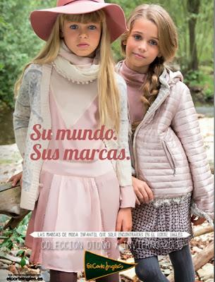 4f7c1107d Moda Infantil El Corte Ingles Otoño Invierno 2013