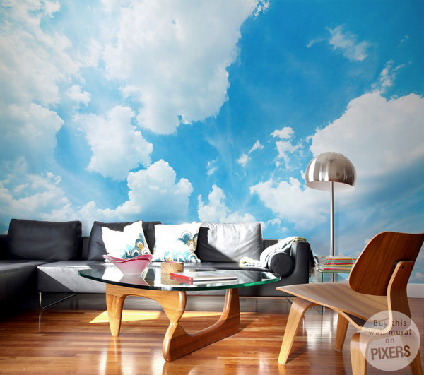 Photo Wall Murals To Decorate Rooms 7