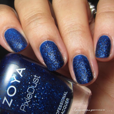 nail polish swatch of Waverly from the Zoya Enchanted collection