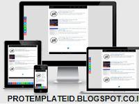 Template Blogger Keren dan Ringan Lite One Responsive Gratis