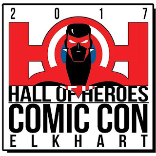 Hall of Heroes Comic Con Elkhart