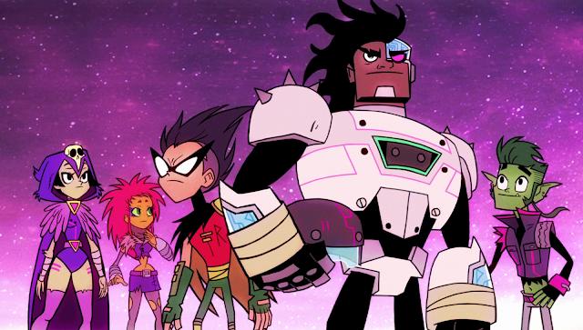 Teen Titans Go 40 40 20 Full Episode