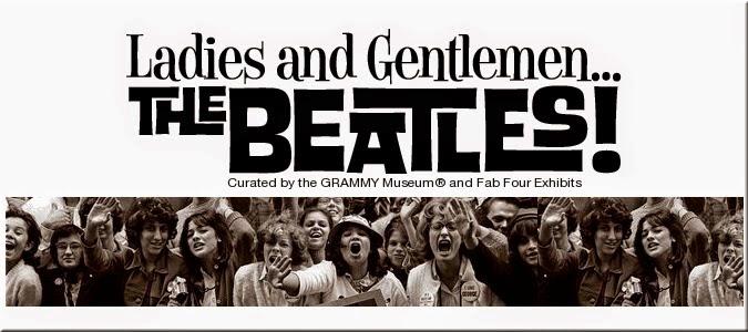 ビートルズ展「Ladies and Gentlemen... THE BEATLES!」アメリカから上陸 2017年11月~2018年1月 有楽町