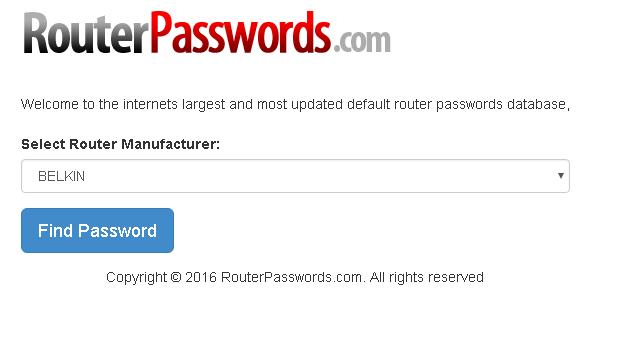 cara melihat ip default router secara online