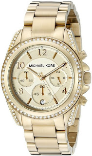 MICHAEL KORS Golden Blair Glitz MK5166