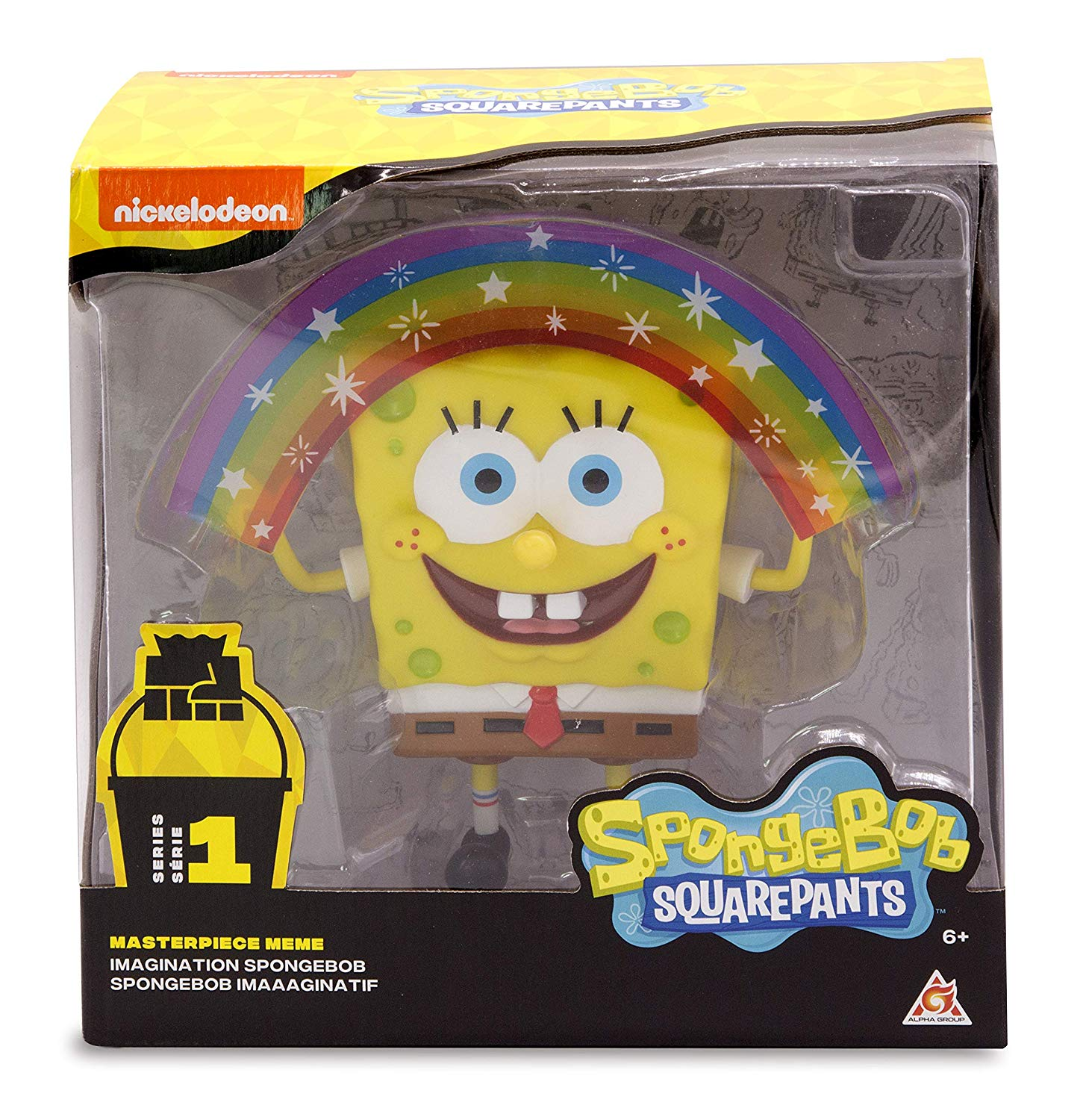 On a related note funko unveiled some new spongebob squarepants pop figures at london toy fair earlier this year and they will be shipping very soon