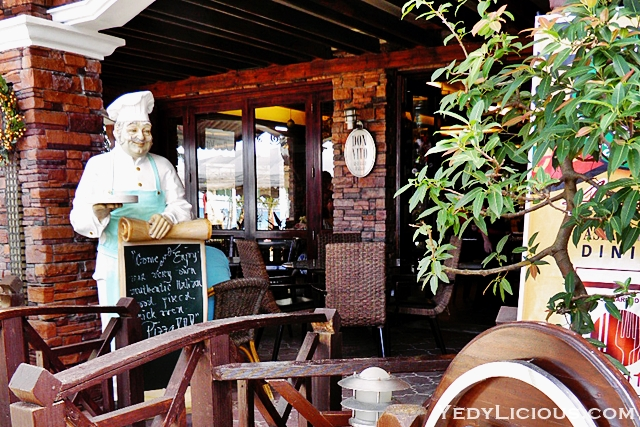 WHERE TO EAT WHEN IN BORACAY ISALAND Don Vito Ristorante Italiano, Boracay Mandarin Island Hotel, Restaurants in Boracay, Boracay Station 2, Italian Restaurants in Boracay