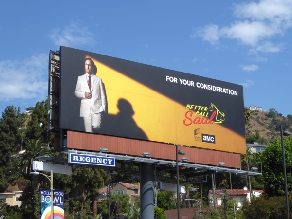 Better Call Saul 2017 Emmy nominations FYC billboard