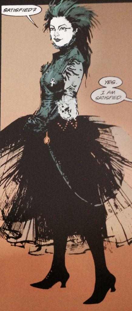 618637fa5f Madame Macabre  Moda gótica  consejos e ideas para llevar faldas de tul.