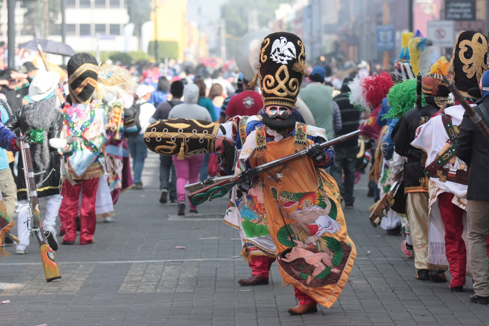 Carnaval de Cholula