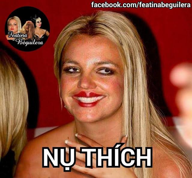 Britney Spears Bích Nụ 3