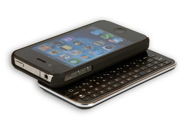 Slideout Keyboard Case For iPhone 4s
