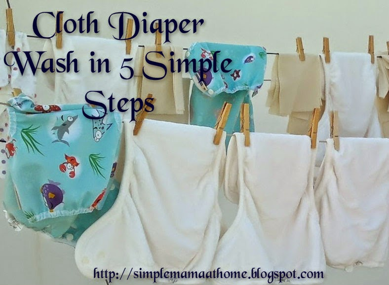 Cloth Diaper Wash