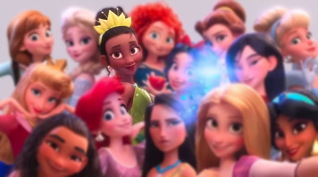 Wreck it Ralph 2 Disney Princesses
