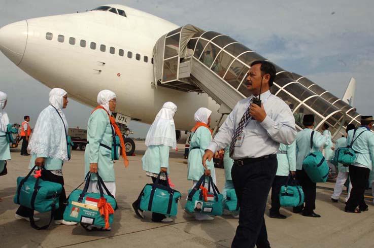 Penerbangan Haji Akan Ditender Ulang