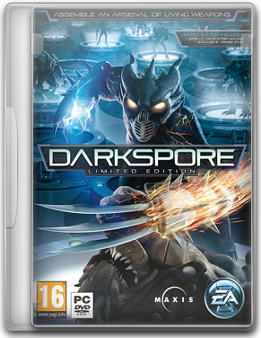 Capa Darkspore   PC (Completo) 2011