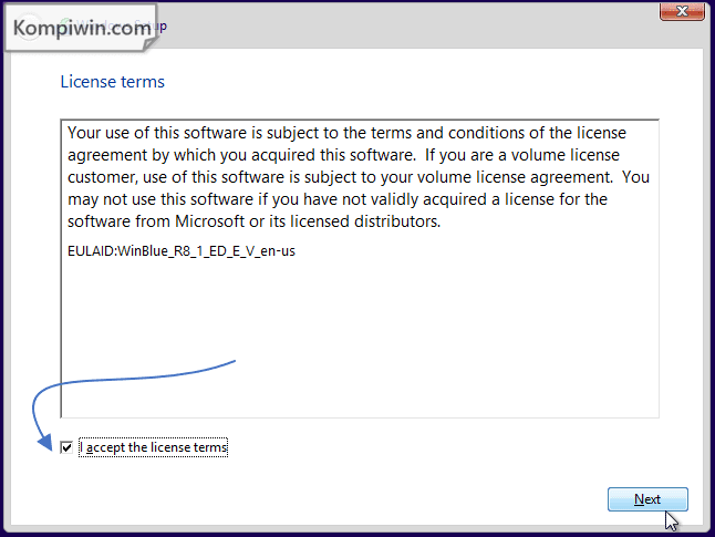 Cara Instal dan Instal Ulang Windows 10, 7, 8, 8.1 lewat Flashdisk/DVD + Video Tutorial 4