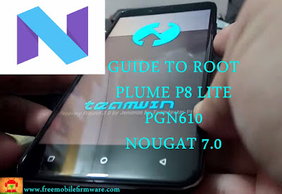 Guide To Root Condor Plume P8 Lite PGN610 Nougat 7.0 tested method