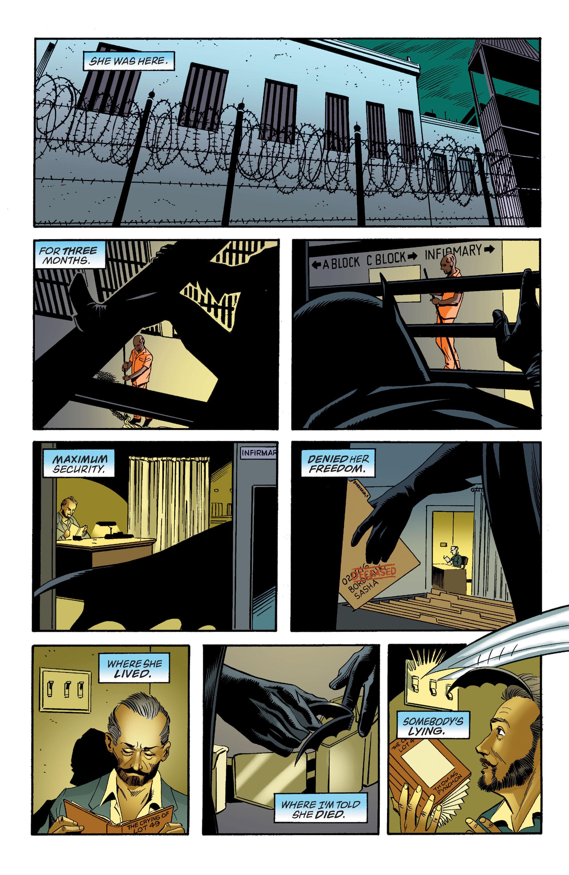 Detective Comics (1937) 774 Page 1