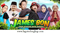 lagu James Boand Jaga Masjid Ame Kebon