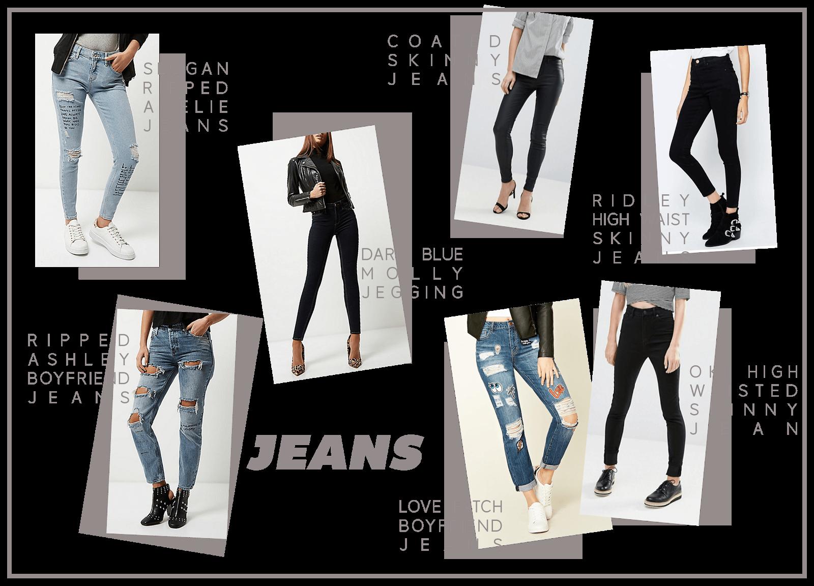 denim wishlist january uk fashion blogger