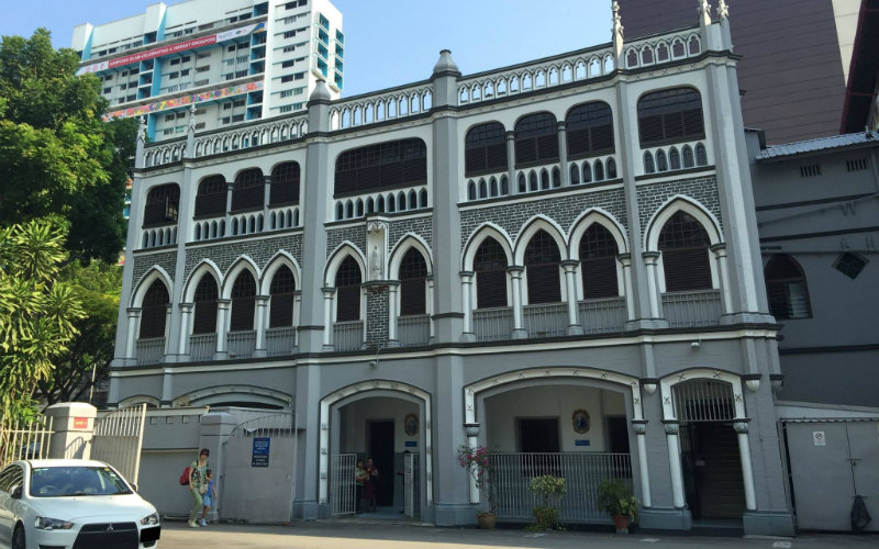 List Of Conserved Buildings In Singapore