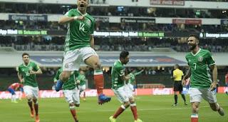 Mexico vence a Costa Rica en el Azteca