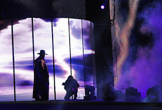 WWE The Phenom Deadman Tombstone Mark Calaway