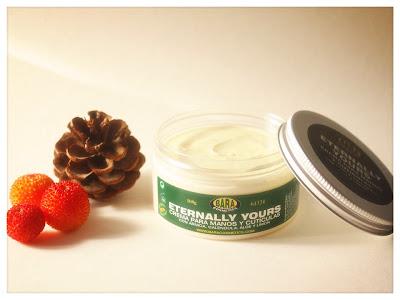 Crema de manos cosmética natural Bara Cosmetics